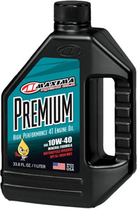 PREMIUM 10W-40 LITER - Iron Mountain Resort