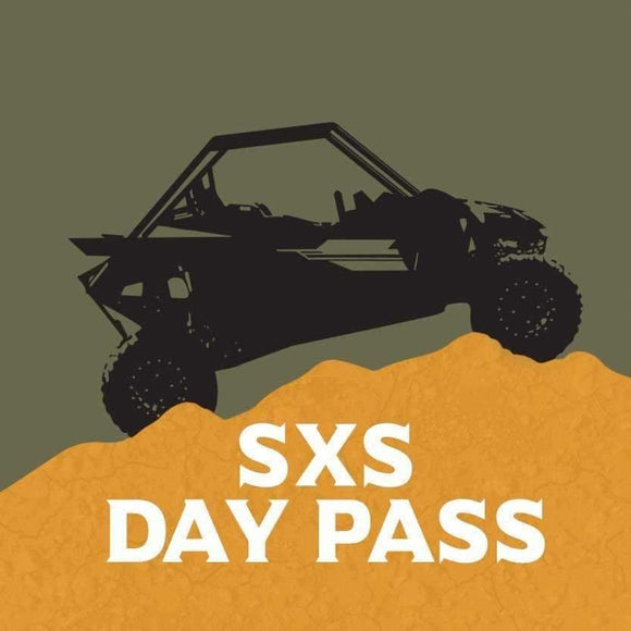 Side-by-Side Park Pass (SXS) - Iron Mountain Resort