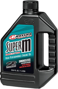 SUPER M INJECTOR OIL LITER - Iron Mountain Resort