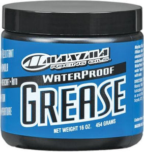 WATERPROOF GREASE 16OZ - Iron Mountain Resort