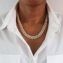 Load image into Gallery viewer, Nicole Cuban Link Necklace - Gold (Pre-order*)