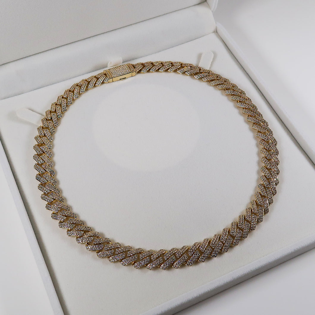 Nicole Cuban Link Necklace - Gold (Pre-order*)