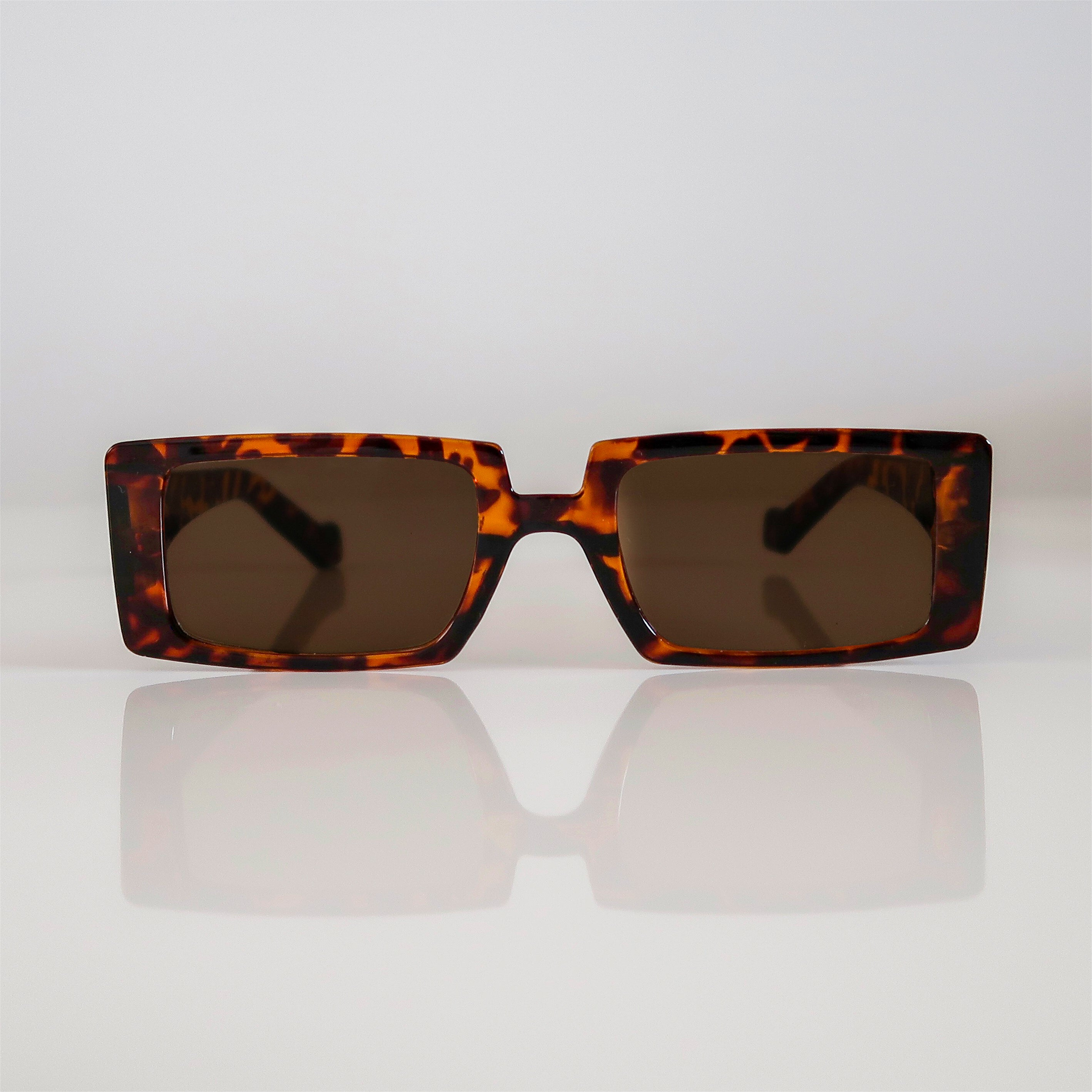 Tanya Sunglasses - Brown