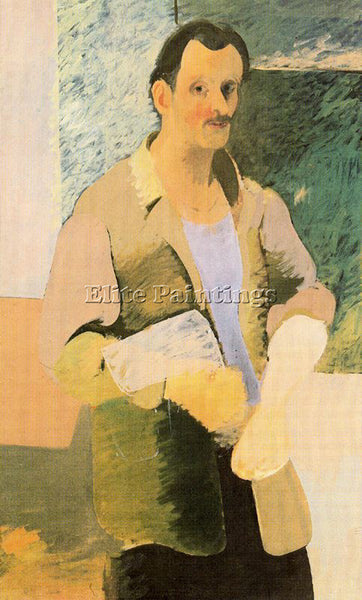 ARSHILE GORKY GORK1 ARTIST PAINTING REPRODUCTION HANDMADE CANVAS REPRO WALL DECO