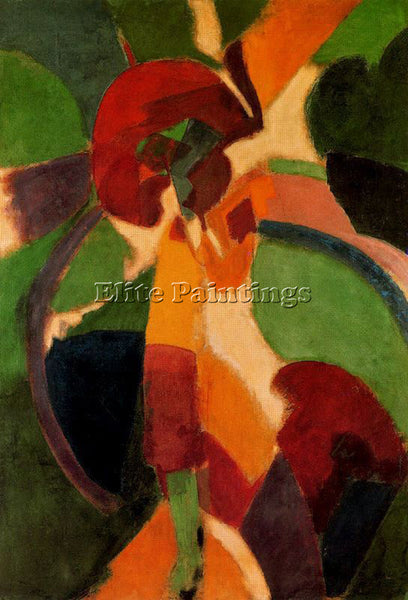 ROBERT DELAUNAY DELA2 ARTIST PAINTING REPRODUCTION HANDMADE OIL CANVAS REPRO ART