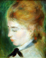 RENOIR ACTRESS HENRIETTE HENRIOT ARTIST PAINTING REPRODUCTION HANDMADE OIL REPRO