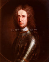 AMERICAN AIKMAN WILLIAM PORTRAIT OF GENERAL JAMES OGLETHORPE ARTIST PAINTING OIL