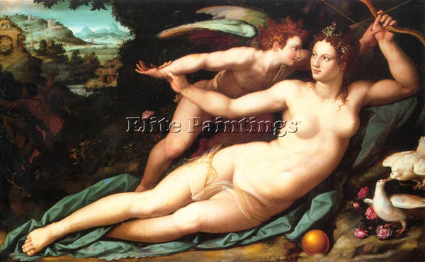 ALESSANDRO ALLORI ALL5 ARTIST PAINTING REPRODUCTION HANDMADE CANVAS REPRO WALL