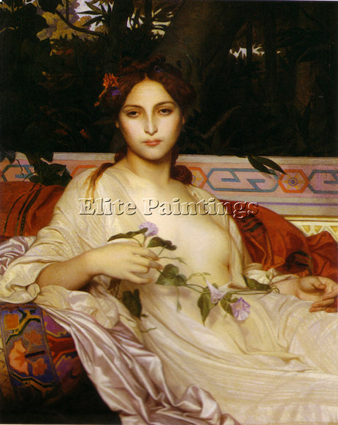 ALEXANDRE CABANEL ALBAYDE 1848LARGE ARTIST PAINTING REPRODUCTION HANDMADE OIL