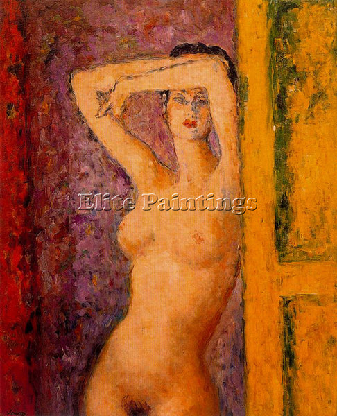 ARTURO SOUTO SOU126 ARTIST PAINTING REPRODUCTION HANDMADE CANVAS REPRO WALL DECO