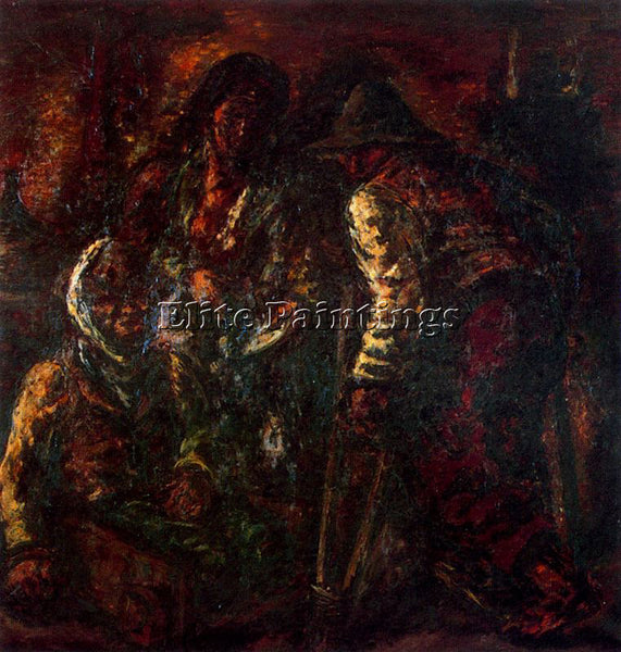 ARTURO SOUTO SOU130 ARTIST PAINTING REPRODUCTION HANDMADE CANVAS REPRO WALL DECO