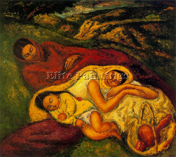 ARTURO SOUTO SOU133 ARTIST PAINTING REPRODUCTION HANDMADE CANVAS REPRO WALL DECO