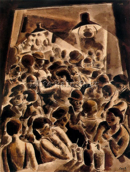 ARTURO SOUTO SOU135 ARTIST PAINTING REPRODUCTION HANDMADE CANVAS REPRO WALL DECO