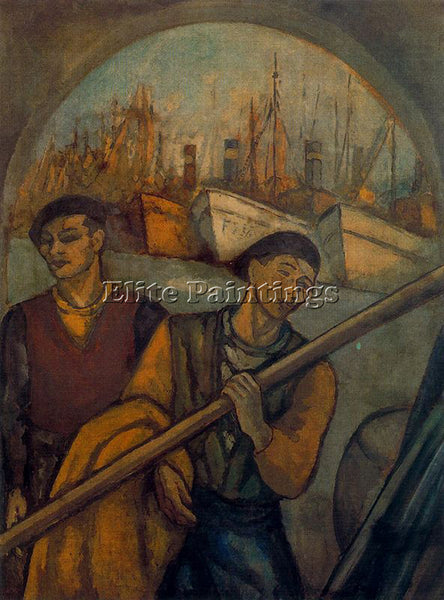 ARTURO SOUTO SOU137 ARTIST PAINTING REPRODUCTION HANDMADE CANVAS REPRO WALL DECO