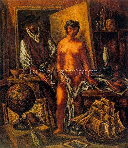 ARTURO SOUTO SOU141 ARTIST PAINTING REPRODUCTION HANDMADE CANVAS REPRO WALL DECO