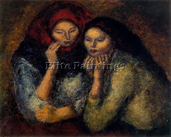 ARTURO SOUTO SOU143 ARTIST PAINTING REPRODUCTION HANDMADE CANVAS REPRO WALL DECO