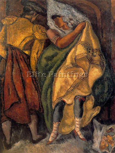 ARTURO SOUTO SOU144 ARTIST PAINTING REPRODUCTION HANDMADE CANVAS REPRO WALL DECO