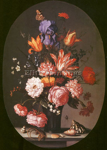 DUTCH AST BALTHASAR VAN DER DUTCH APPROX 1593 AFTER 1656 ARTIST PAINTING CANVAS
