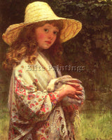 BRITISH BEAUMONT FREDERICK HER FAVORITE ARTIST PAINTING REPRODUCTION HANDMADE