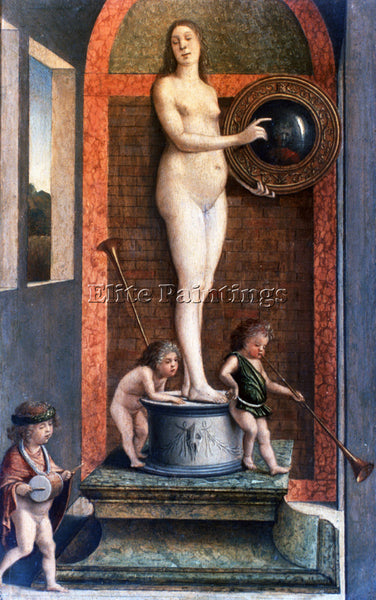 GIOVANNI BELLINI PRECAUTION ARTIST PAINTING REPRODUCTION HANDMADE OIL CANVAS ART