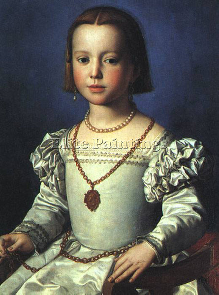 AGNOLO BRONZINO BIA ARTIST PAINTING REPRODUCTION HANDMADE CANVAS REPRO WALL DECO
