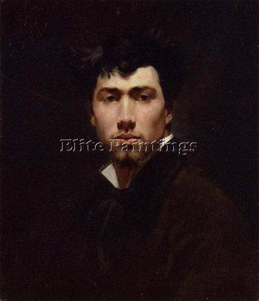GIOVANNI BOLDINI PORTRAIT OF A YOUNG MAN ARTIST PAINTING REPRODUCTION HANDMADE