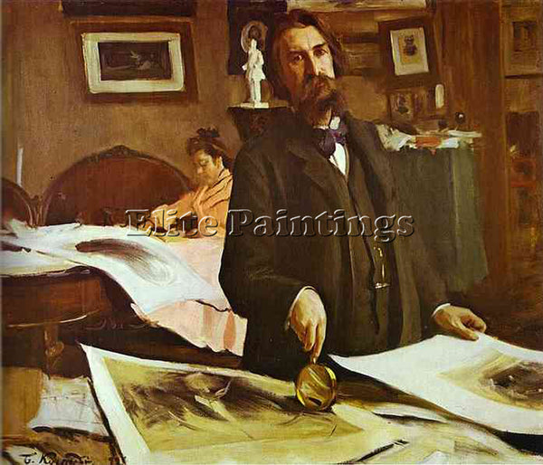 BORIS KUSTODIEV KUSTO102 ARTIST PAINTING REPRODUCTION HANDMADE CANVAS REPRO WALL