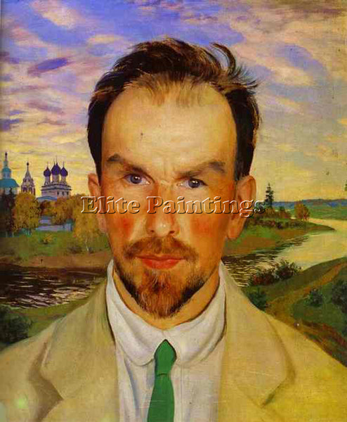 BORIS KUSTODIEV KUSTO109 ARTIST PAINTING REPRODUCTION HANDMADE CANVAS REPRO WALL