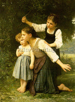 AMERICAN BOUGUEREAU ELIZABETH GARDNER AMERICAN 1837 1922 ARTIST PAINTING CANVAS - Oil Paintings Gallery Repro