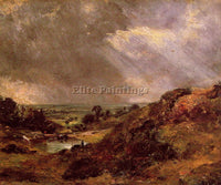JOHN CONSTABLE BRANCH HILL POND HAMPSTEAD ARTIST PAINTING REPRODUCTION HANDMADE