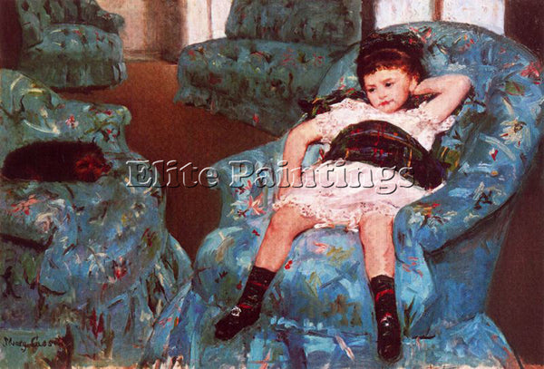MARY CASSATT CASS2 ARTIST PAINTING REPRODUCTION HANDMADE CANVAS REPRO WALL DECO