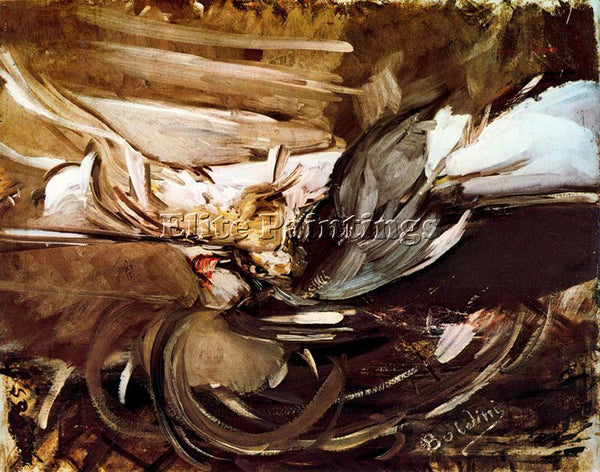 GIOVANNI BOLDINI BOLD3 ARTIST PAINTING REPRODUCTION HANDMADE CANVAS REPRO WALL
