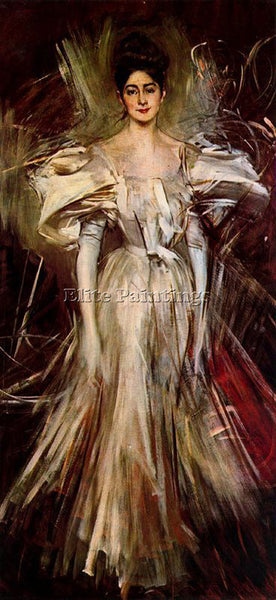GIOVANNI BOLDINI BOLD5 ARTIST PAINTING REPRODUCTION HANDMADE CANVAS REPRO WALL