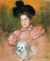 MARY CASSATT CASS16 ARTIST PAINTING REPRODUCTION HANDMADE CANVAS REPRO WALL DECO