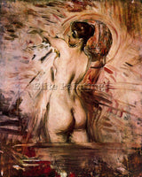 GIOVANNI BOLDINI BOLD13 ARTIST PAINTING REPRODUCTION HANDMADE CANVAS REPRO WALL