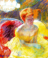 MARY CASSATT CASS24 ARTIST PAINTING REPRODUCTION HANDMADE CANVAS REPRO WALL DECO