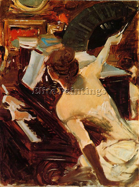 GIOVANNI BOLDINI BOLD18 ARTIST PAINTING REPRODUCTION HANDMADE CANVAS REPRO WALL