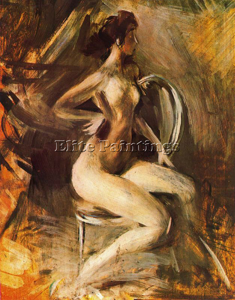GIOVANNI BOLDINI BOLD19 ARTIST PAINTING REPRODUCTION HANDMADE CANVAS REPRO WALL