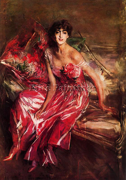 GIOVANNI BOLDINI BOLD22 ARTIST PAINTING REPRODUCTION HANDMADE CANVAS REPRO WALL