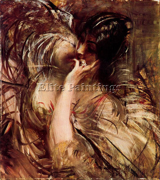 GIOVANNI BOLDINI BOLD23 ARTIST PAINTING REPRODUCTION HANDMADE CANVAS REPRO WALL