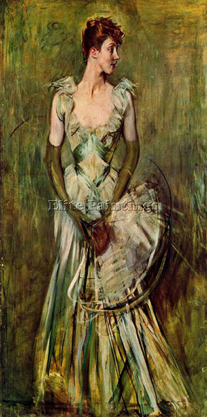 GIOVANNI BOLDINI BOLD24 ARTIST PAINTING REPRODUCTION HANDMADE CANVAS REPRO WALL