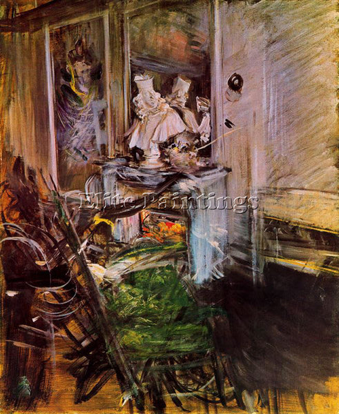 GIOVANNI BOLDINI BOLD26 ARTIST PAINTING REPRODUCTION HANDMADE CANVAS REPRO WALL