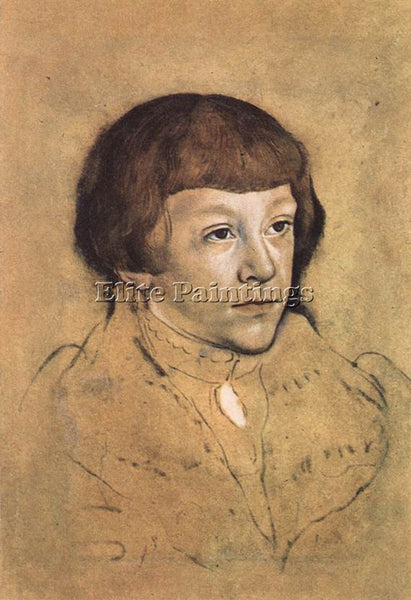 LUCAS CRANACH THE ELDER PORTRAIT OF A SAXON PRINCE ARTIST PAINTING REPRODUCTION