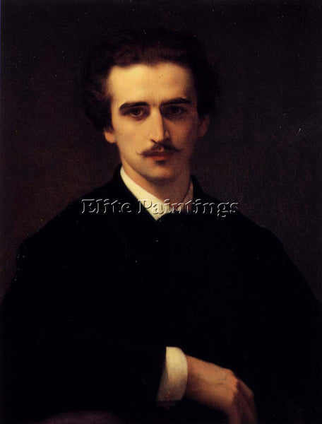 ALEXANDRE CABANEL  PORTRAIT OF PRINCE K A GORCHAKOV ARTIST PAINTING REPRODUCTION