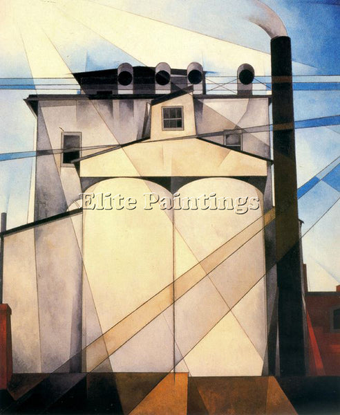 CHARLES DEMUTH DEMU14 ARTIST PAINTING REPRODUCTION HANDMADE OIL CANVAS REPRO ART