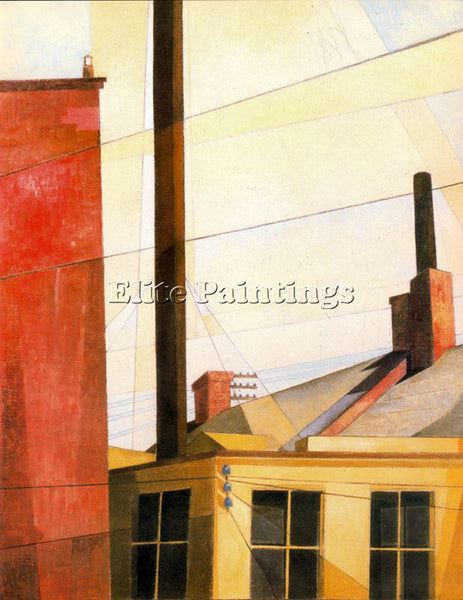 CHARLES DEMUTH DEMU25 ARTIST PAINTING REPRODUCTION HANDMADE OIL CANVAS REPRO ART
