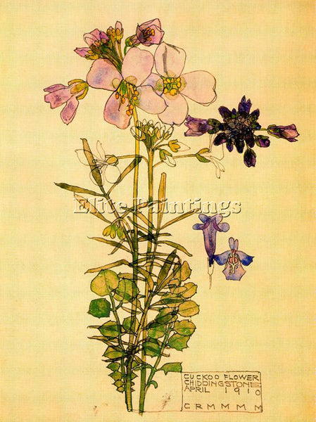 CHARLES RENNIE MACKINTOSH CAJXLD09 ARTIST PAINTING REPRODUCTION HANDMADE OIL ART