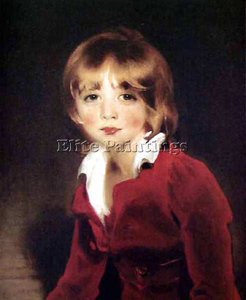 SIR THOMAS LAWRENCE CHILDREN SIR JOHN JULIAN BGG ARTIST PAINTING HANDMADE CANVAS