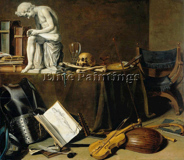 PIETER CLAESZ 28SPINARIO ARTIST PAINTING REPRODUCTION HANDMADE CANVAS REPRO WALL