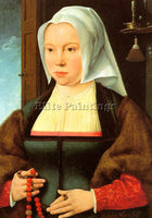 DUTCH CLEVE JOOS VAN DUTCH ACTIVE 1511 1540 ARTIST PAINTING HANDMADE OIL CANVAS